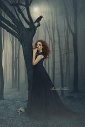 My Lost Lenore by BurakUlker