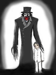 The Babadook by Hippy282