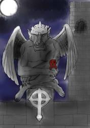 Gargoyle Protector by Hippy282