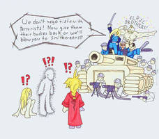 Gen. Armstrong Vs. The Truth by Allison-beriyani