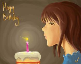 Happy Birthday by NSABY