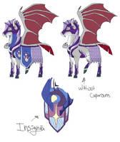 Luna Royal Guard by AshuriKRBG