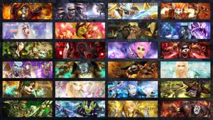 World of Warcraft Signature Wallpaper by Shyama88