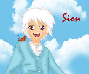 No.6: Sion by WomanInGreen13