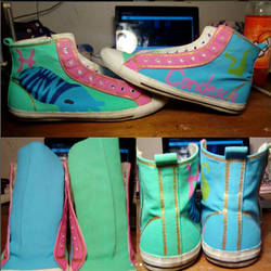 Peixes Shoes by Angel-Wolf-Hagane