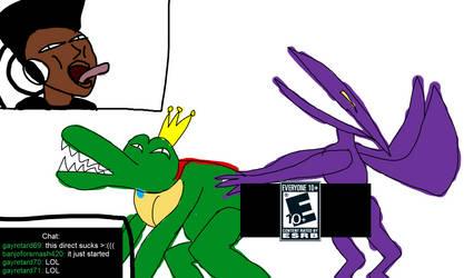 Super Smash Bros. Ultimate by Nunkinz1000
