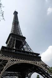 Eiffel tower by Drodil