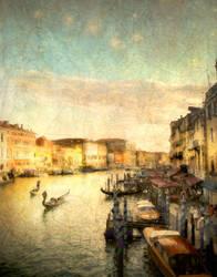 Venice Landscape by zoostory