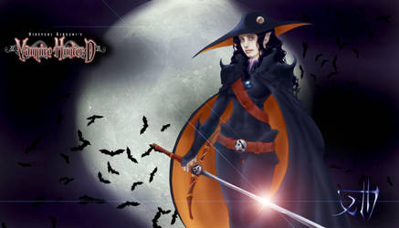 Vampire Hunter Mahafsoun by AlchemistXIII