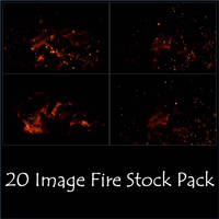 Fire Stock Pack by LandiCordier