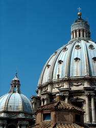 St. Peter's Basilica by jcubic