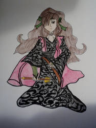 Secret Ranger: Mariya Yattamori by jennyh96