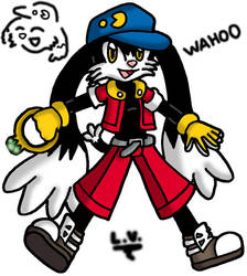Klonoa Wii ver. by LillithMalice
