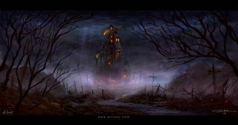 land_of_plague by ali-tunc