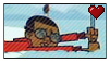 TDROTI - Cameron Stamp by TDIStamps