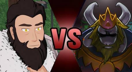 Death Battle Claim: Fathers Before Kings by Kiryu2012