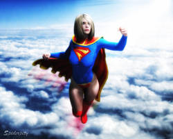 Supergirl new 52s by PGandara