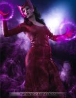 Scarlet Witch by PGandara