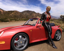 Sophie's Car by PGandara