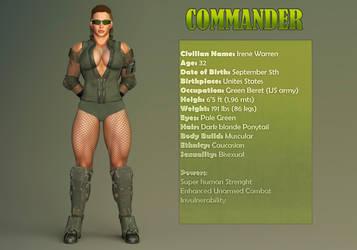Commander Data file by PGandara