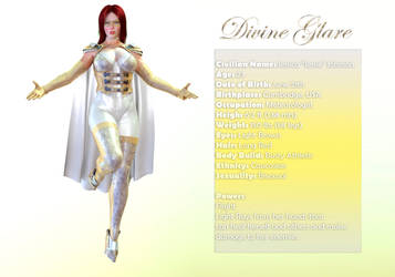 Divine Glare Data File by PGandara