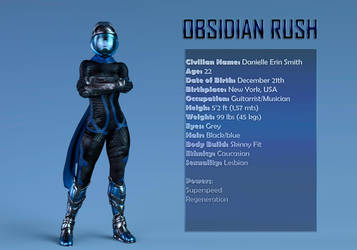Obsidian Rush Data File by PGandara