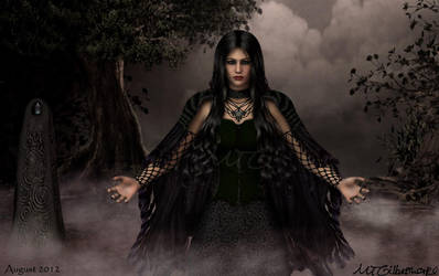 The Morrigan by michellecelebrielle