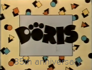 Doris 35th anniversary by dilser101