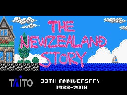 The NewZealand Story 30th Anniversary by dilser101