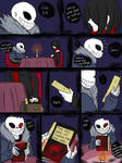 A Date with Horrortale Sans by CNeko-chan