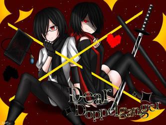 Dear Doppleganger [Artist-chan and Kitten Ver.] by CNeko-chan