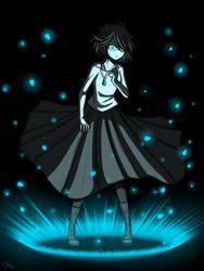 Dancing Petals [Lighting practice] by CNeko-chan