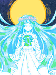 Mother Earth by CNeko-chan