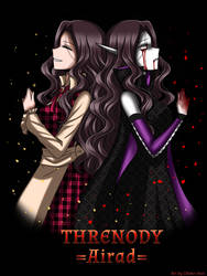 Second Promotional Poster [Threnody] by CNeko-chan