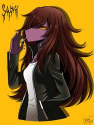 Susie [Deltarune] by CNeko-chan