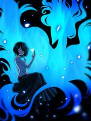 The Blue Phoenix by CNeko-chan