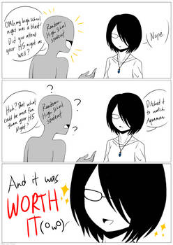 I got better things to attend than HS night by CNeko-chan