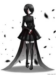 Gothic Vampire Loli by CNeko-chan