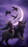 Warriors of the Night by Angharlech