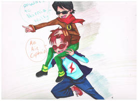 all aboard the wally express by b-girl13
