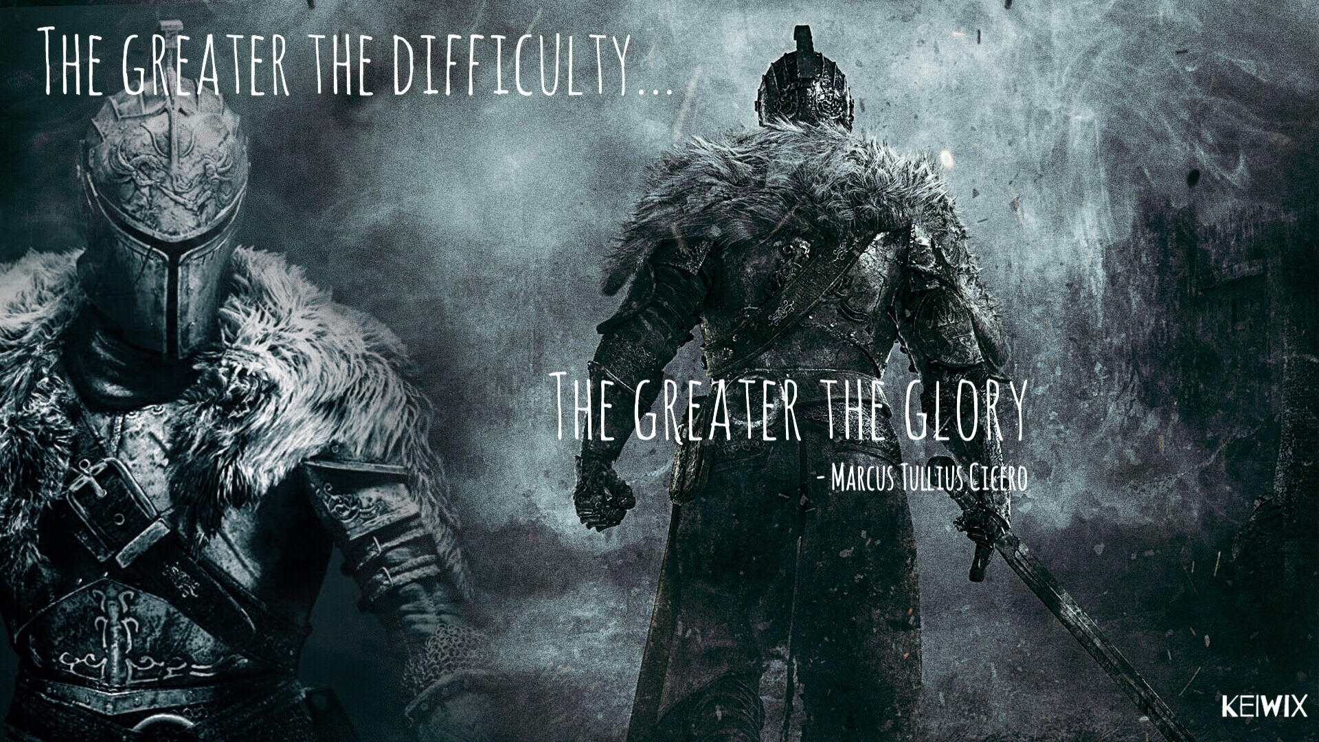 Dark Souls 2 Wallpaper By Keiwix On Deviantart