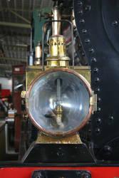 Steampunk lamp by jinterwas