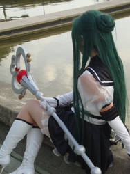 Eternal Sailor Pluto 10 by ElettraNoah