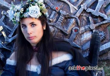 Lady Lyanna by ElettraNoah