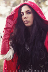 Red Riding Hood by ElettraNoah