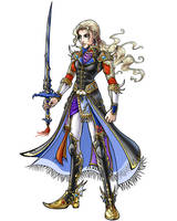 Faris - Dissidia Style by Naerko
