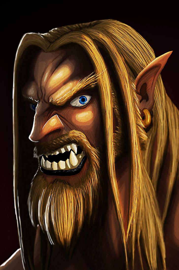 Inner Beast II by BlondinFrenchTouch