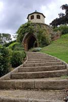 Belvoir Castle Gardens by MichaelJTopley