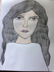 Random art practice by KorudoAmari