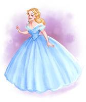 Cinderella by rumpelstiltskinned